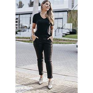 Calça Alfaiataria Portinari - Preto