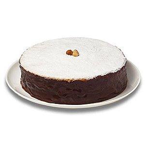 Torta Bem Casado de Chocolate com Avelã