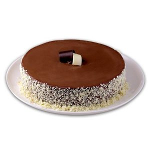 Torta Chocotrio