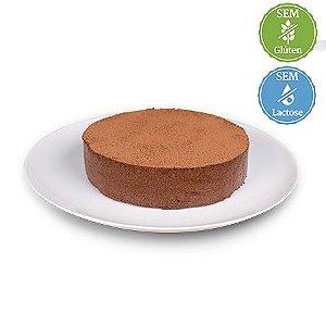 Torta Mousse sem Glúten e sem Lactose