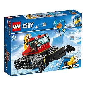 Lego City Maquina Limpa Neve Snow Groomer 197 Peças 60222