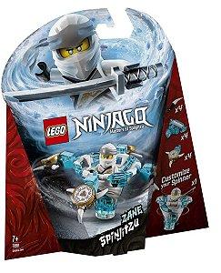 Lego Ninjago Masters of Spinjitzu Zane Spinjitzu 70661