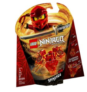 Lego Ninjago Masters of Spinjitzu Kai Spinjitzu 70659