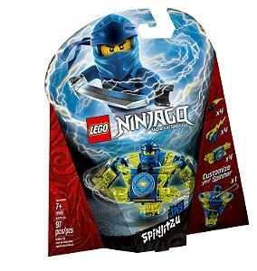 Lego Ninjago Masters of Spinjitzu Jay Spinjitzu 70660