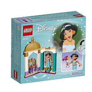Lego Disney A Pequena Torre da Jasmine 41158 Peças 41158