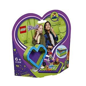 Blocos de Montar Lego Friends A Caixa Coracao da Mia 41358