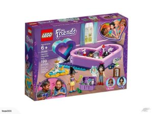 Lego Friends Pack Amizade Caixa Coracao 41359 199 peças