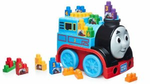 Blocos Super Thomas e Friends de Montar Mega Bloks  FFD63