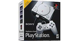 Novo Console Playstation Classic Retro Ps1 Mini Sony Hdmi