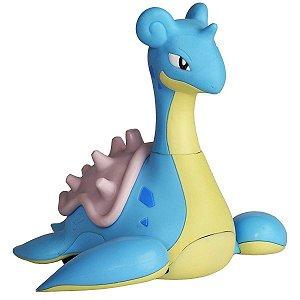 Pokemon Boneco Battle Feature Figure Lapras Dtc 4843