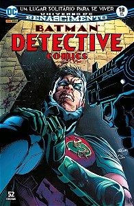 HQ Batman Detective Comics Renascimento 18 Lugar Solitario