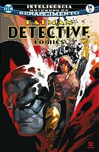 HQ Batman Detective Comics Renascimento 14 Inteligencia