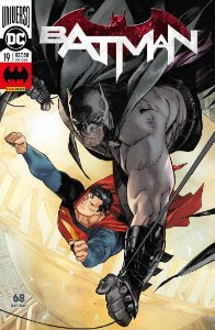 HQ Batman Renascimento 19 Universo Dc Panini Comics 68 Pag