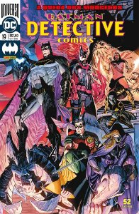 HQ Batman Detective Comics 19 A Queda dos Morcegos Panini DC
