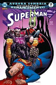 HQ Superman Renascimento 14 Aurora Sombria DC Panini Comics