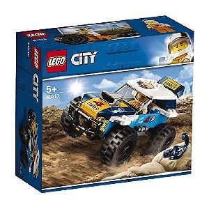 Lego City Corrida De Rali No Deserto Desert Rally Race 60218