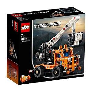 Lego Technic Plataforma de Emergencia 2 em 1 42088 155 peças