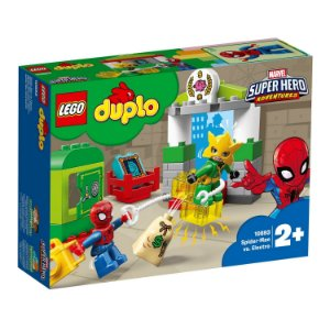 Lego Duplo Super Hero Adventures Spider Man vs Electro 10893