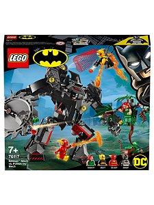Lego Batman DC Robô Vs Poison Ivy Robô 76116