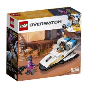 Lego Overwatch Tracer vs Widowmaker 75970 129 pcs
