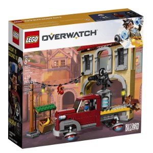 Blocos de Montar Lego Overwatch O Showdown de Dorado 75972