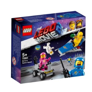 Lego The Lego Movie 2 O Pelotao Espacial do Benny 70841