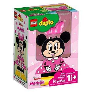 Lego Duplo O Meu Primeiro Modelo da Minnie 10897 10 peças