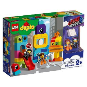 Lego Duplo The Lego Movie 2 Visitante do Planeta DUPLO 10895