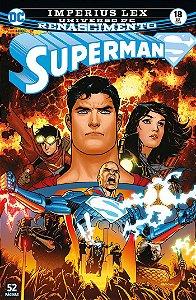 HQ Superman Renascimento 18 Imperius Lex DC Panini Comics