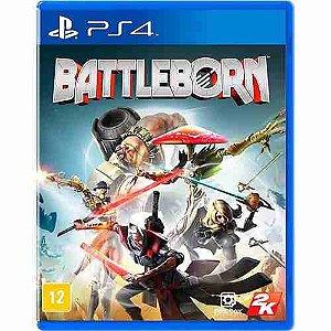 Jogo Novo Lacrado Battleborn Para Playstation 4 Ps4