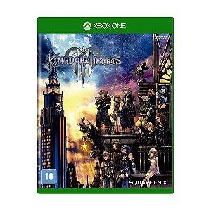 Jogo Mídia Física Kingdom Hearts 3 Para Xbox One