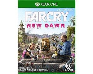 Jogo Novo Far Cry New Down Edição Limitada P/ Xbox One