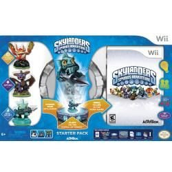 Box Lacrado Skylanders Spyro`s Adventure Para Nintendo Wii