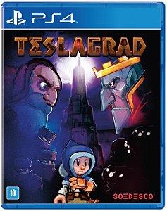Jogo Novo Lacrado Teslagrad Para Playstation 4 Ps4