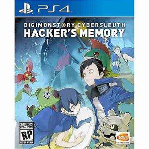 Jogo Mídia Física Digimon Cyber Sleuth Hackers Memory Ps4