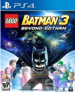 Jogo Novo LEGO Batman 3 Beyond Gotham Para Playstation 4 Ps4