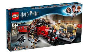 Brinquedo Lego Harry Potter O Expresso de Hogwarts 75955