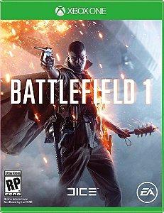 Jogo New Battlefield 1 Totalmente Em Português Xbox One