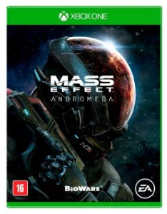 Jogo Mídia Física Mass Effect Andromeda Para Xbox One