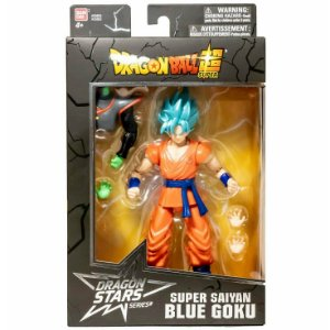 Dragon Ball Z Goku Sayajin Blue Dragon Stars Series 35855