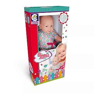 Boneca Sonho Azul Bebê Da Cotiplás REF2199