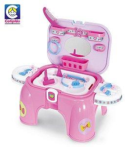 Novo Brinquedo Kit Camarim Baby Alive Rosa Cotiplas 2062