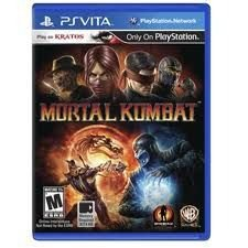 Jogo Mortal Kombat Original E Lacrado Para Ps Vita