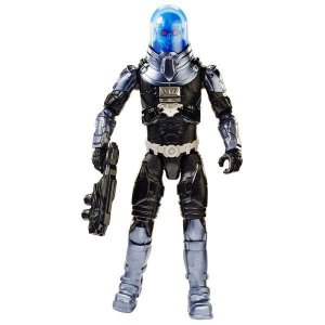 Boneco Batman Missions Mr. Freeze 30cm Mattel DC FVW76 FVW69