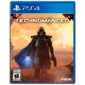 Jogo Midia Fisica The Technomancer Lacrado Original para Ps4