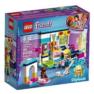 Brinquedo LEGO Friends O Quarto Da Stephanie 41328