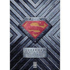 Novo Livro Superman Os Arquivos Secretos Do Homem De Aço Dc