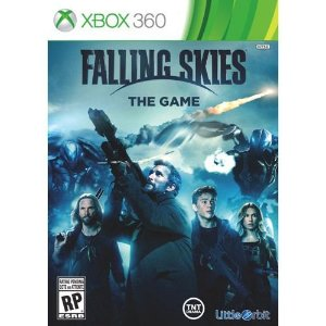 Jogo Midia Fisica Lacrado Falling Skies The Game Xbox 360