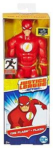 Boneco Liga da Justiça Action The Flash 30 cm Mattel