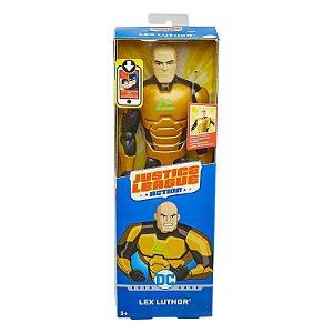 Boneco Liga da Justiça Action Lex Luthor 30 cm Mattel